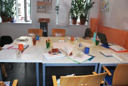 schreibpause writers'studio