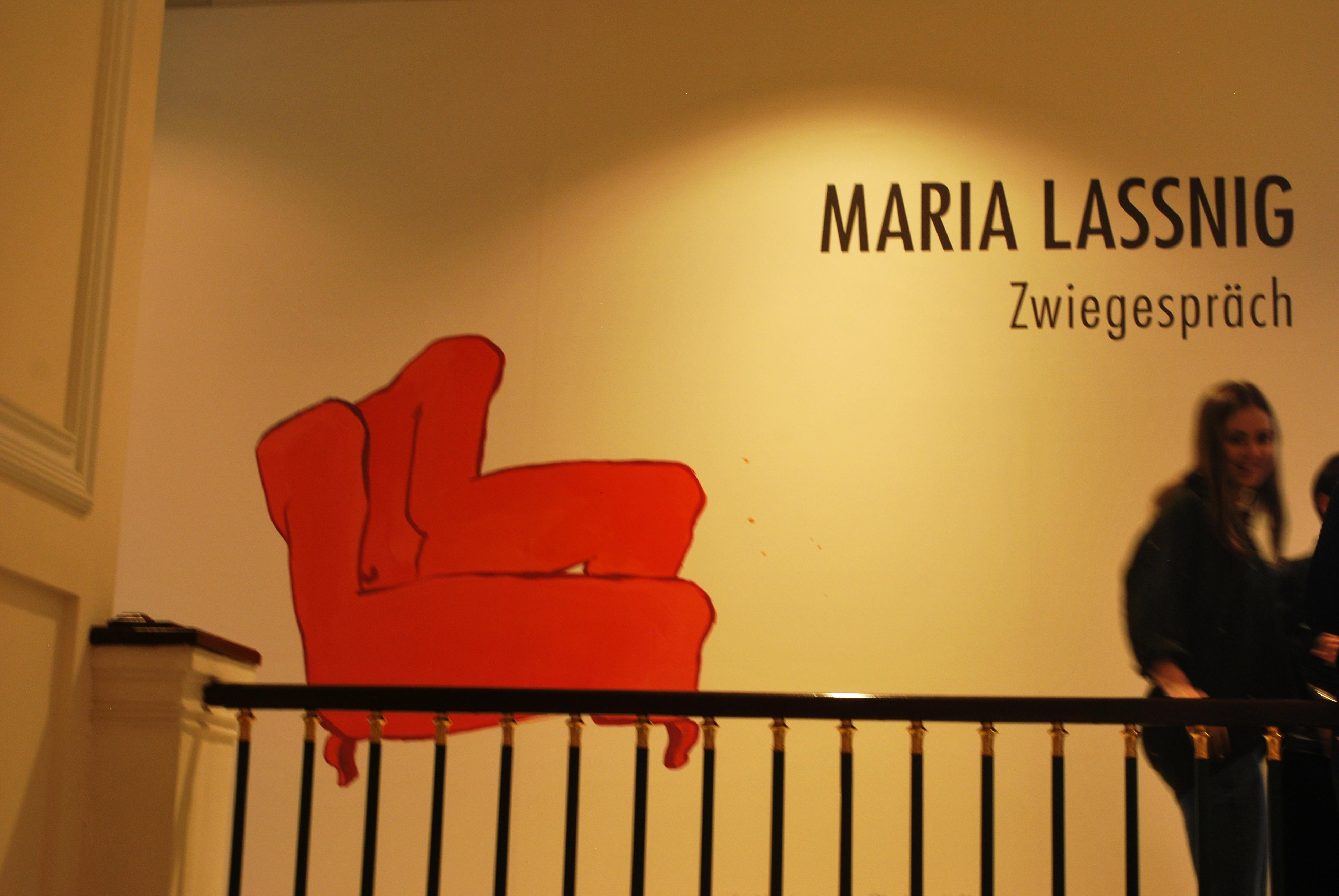 Wien Maria Lassnig