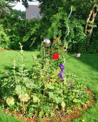 Blumen Erdbeerenbeet DSC_1265