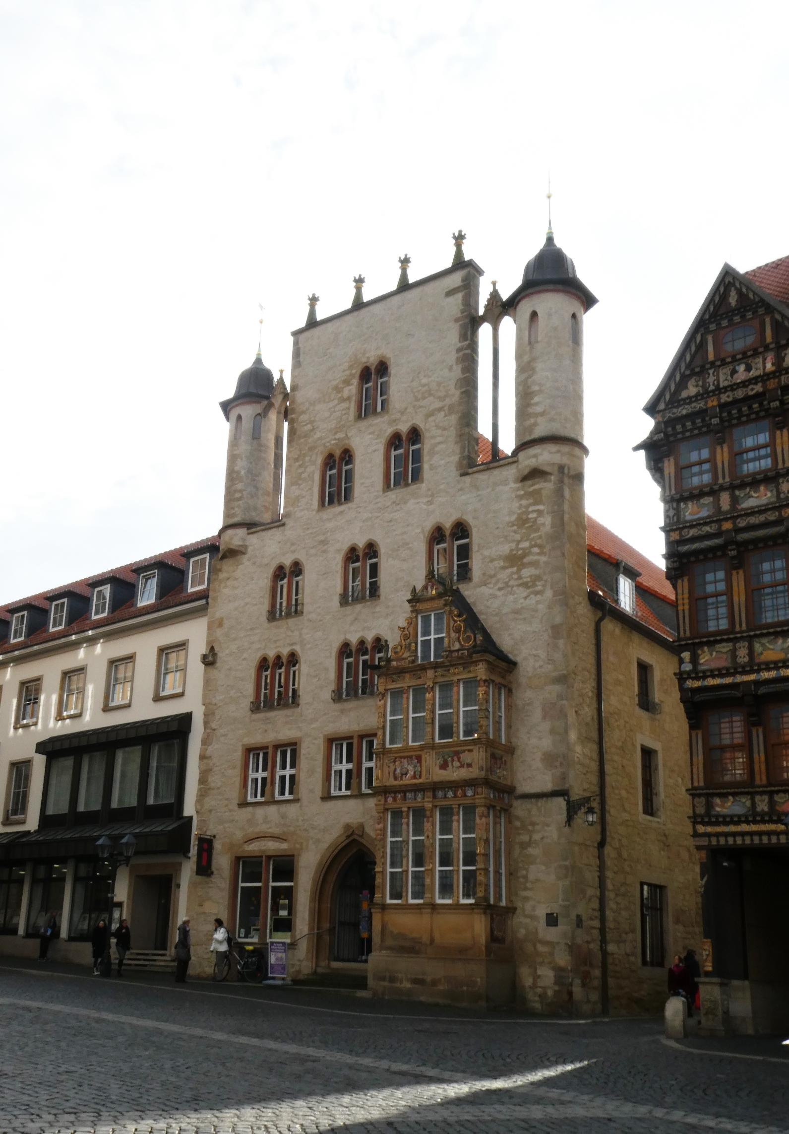 Hildesheim Weltkulturerbe P1030727